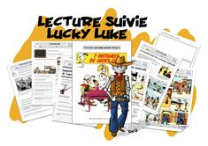 Lecture Suivie Cycle III : Lucky Luke - Bout de gomme