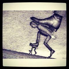 Quando o oprimido passa a ser o opressor ¡¡Cuando un oprimido pasa a ser un opresor!