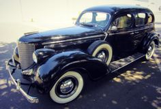 Imagine driving this 1938 Chrysler Imperial New York Special! Find it on GovLiquidation!