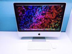 "Apple iMac 24"" Desktop All-In-One Mac Computer / 2.66Ghz / Three Year Warranty https://qdiz.com/?p=2878"