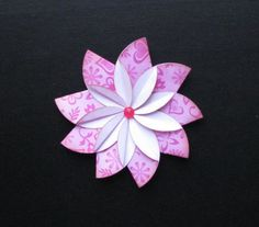 20 Outstanding Handmade Paper Flowers Design   PieWay