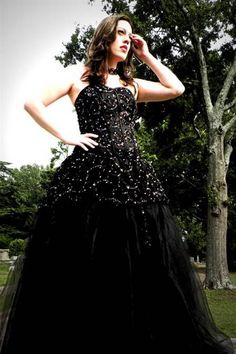 Cool Gothic bridesmaid dresses Review