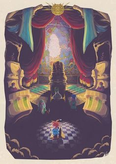 it8Bit — Chrono Trigger Poster Series Created by Mikaël...