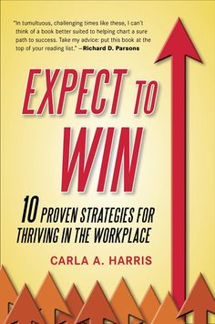 """""""Expect to Win""""--Great view of the professional ah ha moments..."""