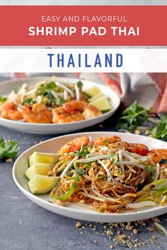 This Pad Thai noodles from Thailand recipe is better than your standard Thai restaurant Pad Thai, adapted from several authentic sources. Easy Chinese Recipes, Indian Food Recipes, Asian Recipes, Oriental Recipes, Oriental Food, Japanese Recipes, Seafood Recipes, Beef Recipes, Kitchens