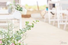 Boda Diego&María. #wedding #bodas #flowers #boda #flores #colores #colours #decoration #decoración #playa #beach #ceremonia