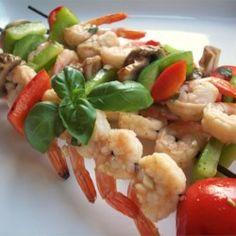 Garlic Balsamic Shrimp - Allrecipes.com