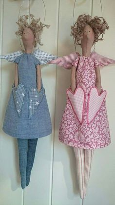 love these tilda dolls!!