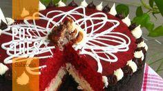 Cómo preparar el red velvet cheesecake - Sabrosía