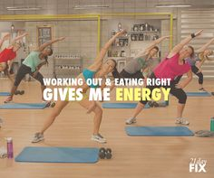 #MotivationMonday don't workout & eat right because you have to. Do it because it makes you feel good!