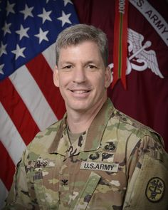 Col. Kevin Bass, Commander, Fort Knox MEDDAC,