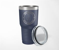 Powder coated stainless steel tumbler with lid. Choose 20 ounce or 30 ounce, and color. Artwork is laser engraved, so is permanent. It is recommend that you hand wash all stainless steel. NOT microwave safe. Theta Delta Chi, Pi Beta Phi, Kappa, Wooden Greek Letters, All Stainless Steel, Tumblers With Lids, Powder Coating, Hand Washing, Laser Engraving