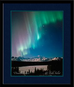 Aurora Borealis Photography by Todd Salat