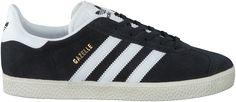 Zwarte Adidas Sneakers GAZELLE KIDS