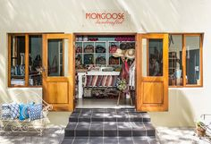 Mongoose factory shop @ The Willows Country Lodge