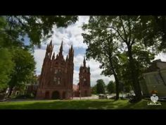 ▶ Vilnius in 24 h - Time-lapse - YouTube