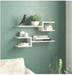 Wandregal Arena CaracellaCaracella - Best My Wall deas Living Room, Room, Shelves, Wall Shelves, Tv In Bedroom, Wall, Home Decor, Symple Stuff, Bedroom Tv Unit Design