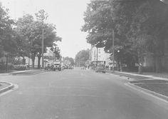 Dundas Street looking west of Green Street - ca 1930's.