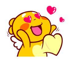 Cartoon Pics, Cute Cartoon, Cute Wallpapers, Wallpaper Backgrounds, I Miss You Cute, Good Morning Cartoon, Pikachu Funny, Video Chat, Emoji Symbols