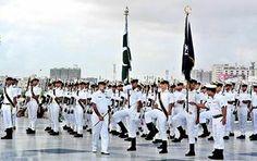 Pakistan Navy Parade!!