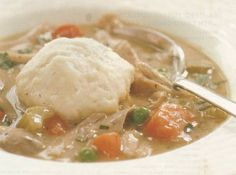 Kathe With an E: Chicken & Dumplings - Recipe