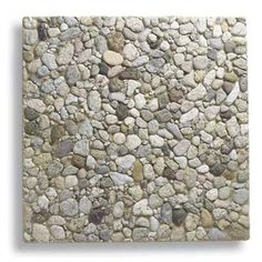 Exposed Aggregate Surface - Had this on our driveway and patio at last house. Loved it. Would like to do it at current house.