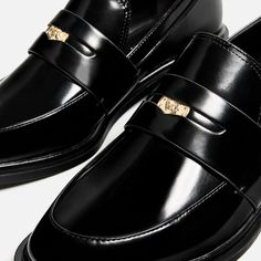 Image 4 of PENNY LOAFERS from Zara