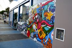 Arte urbana pintura acrílica Votorantim SP.