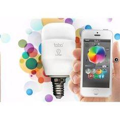 Tabu LuMini TL100 chytrá LED Bluetooth žárovka (E14)