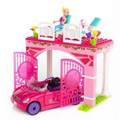 Barbie Build n Style Convertible