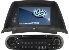 DVD WITH GPS, DVB-T, VOLKSWAGEN BEETLE REF: TR895 - Tradetec Gps, car multimedia and consumer electronics