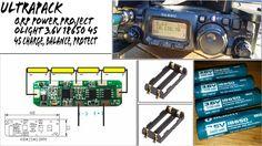FT-817ND External battery solution.