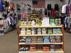 An inside shot of our store