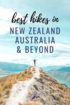 The best hikes in New Zealand, Australia and Beyond in Oceania! 🌏🌏🌏 All these hikes have been tried & tested with essential tips & itinerary breakdowns included for your hiking adventures. Let's go hiking! Melbourne, Sydney, Montezuma, Travel Guides, Travel Tips, Travel Destinations, Travel Goals, Travel Packing, Travel Photos