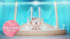 Girls' Generation 소녀시대_Lion Heart_Music Video -------- え? 8人なの今。・・・知らなかった~