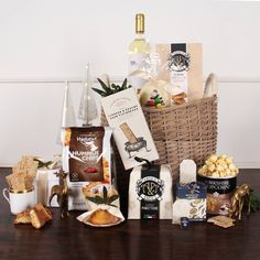 Are you interested in our White Wine Gift Basket ? With our Popcorn Chocolate Savouries Hamper you need look no further.
