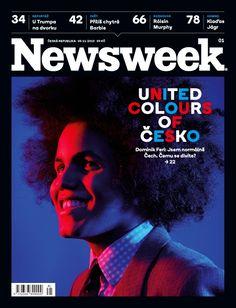 Newsweek cover Czech Republic, Side2