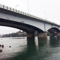 Puente Calle-Calle, sobre el río del mismo nombre, en la preciosa ciudad de…