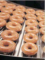 Recettes Secrètes - Krispy Kreme :: Beigne Krispy Kreme, Donut Recipes, Baking Recipes, No Bake Desserts, Dessert Recipes, Lemon Muffins, Choux Pastry, Biscuit Cookies, Pop Tarts