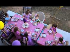 Tangled party games | the paquettes