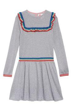 8b8c963b82d5 Mini Boden Fun Sparkle Sweater Dress (Toddler Girls