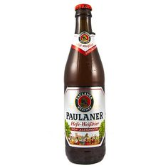 Paulaner Hefe Weisse Non Alcoholic 50cl Bottle