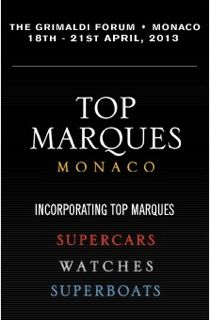 Top Marques Monaco - A celebration of all things #luxury from supercars to watches, art and jewellery.