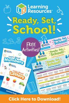 Preschool Science Activities, Kindergarten Learning, Toddler Learning Activities, Preschool At Home, Preschool Printables, Preschool Lessons, Lessons For Kids, Learning Resources, Preschool Calendar