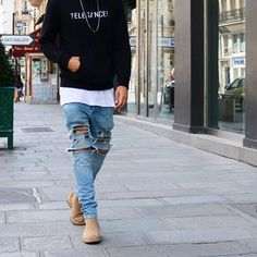 "Noir hoodie ""ELEGANCE"" ... By @champaris75  #champaris"
