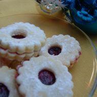 Fotografie receptu: Linecké cukroví s vanilkou