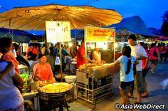 Phuket Weekend Market - Phuket Town Shopping