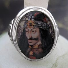 Vlad the Impaler sterling silver ring by tartx on Etsy
