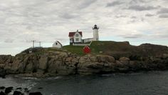 Nubble Lighthouse, York Beach, Maine