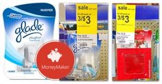 Still Available! Moneymaker or Free Glade at Walgreens!